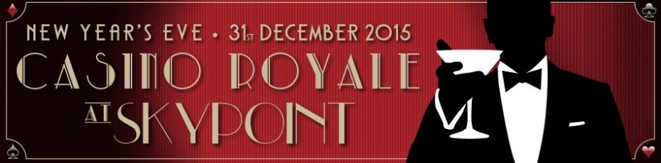 The Real Deal Fun Casino at Skypoint Q1 for NYE 2015