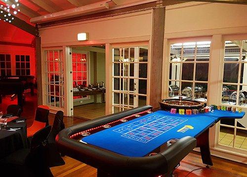 Roulette table hire Brisbane, Gold Coast, Sunshine Coast