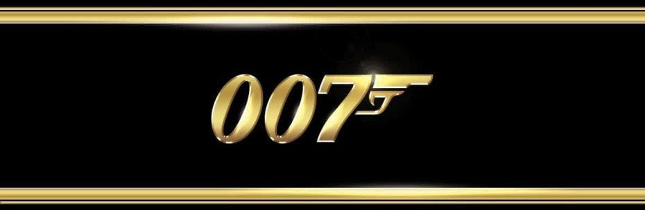 Casino Royale Golden Gun Banner Theme Hire