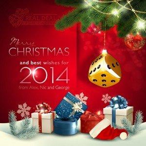 TRDFC Christmas Card