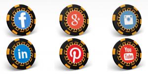 Casino Hire Social Media