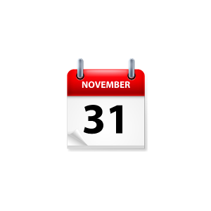 31 November - Party Time