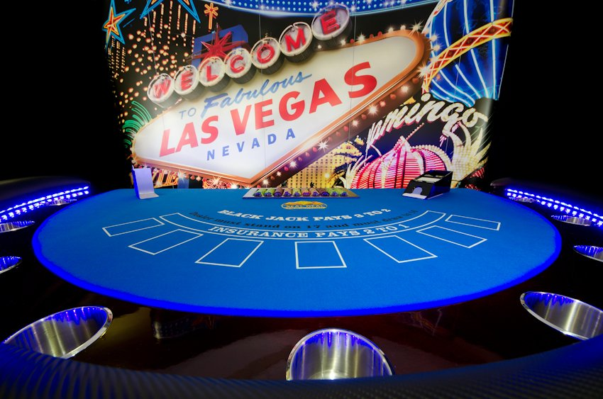 Hire quality casino tables for your event