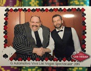 Viva Las Vegas Christmas Parties