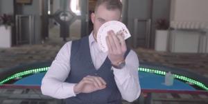 Casino party hire and Josh Norbido
